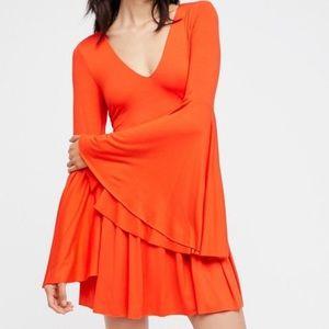 Free People Camilla Dress, L